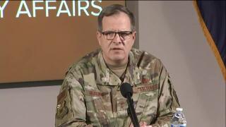 Major General Michael T. McGuire
