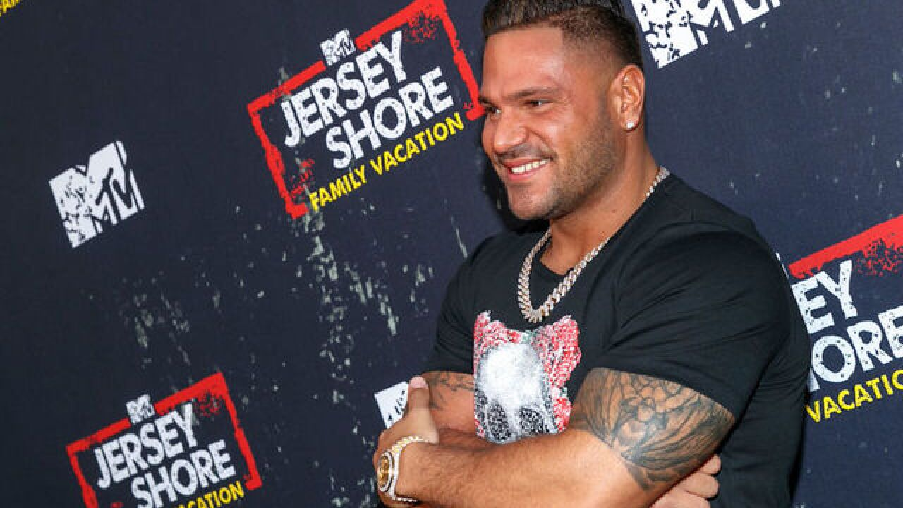 Blood seen inside and on vehicle used to drag 'Jersey Shore' star