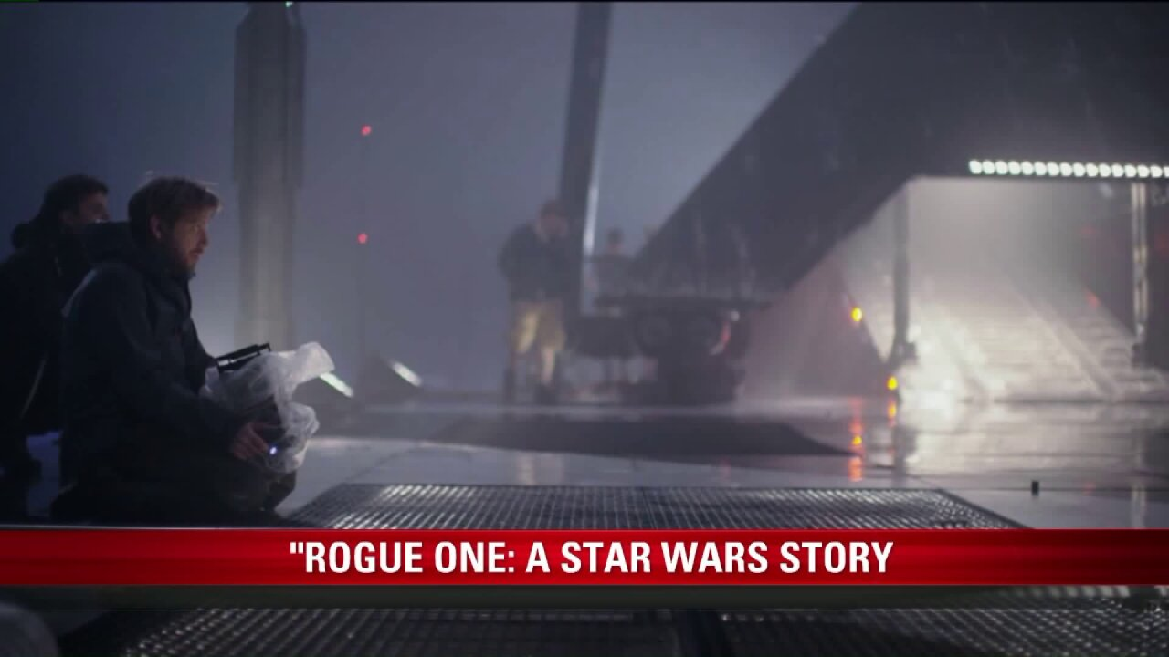At the Movies: 'Rogue One: A Star Wars Story'