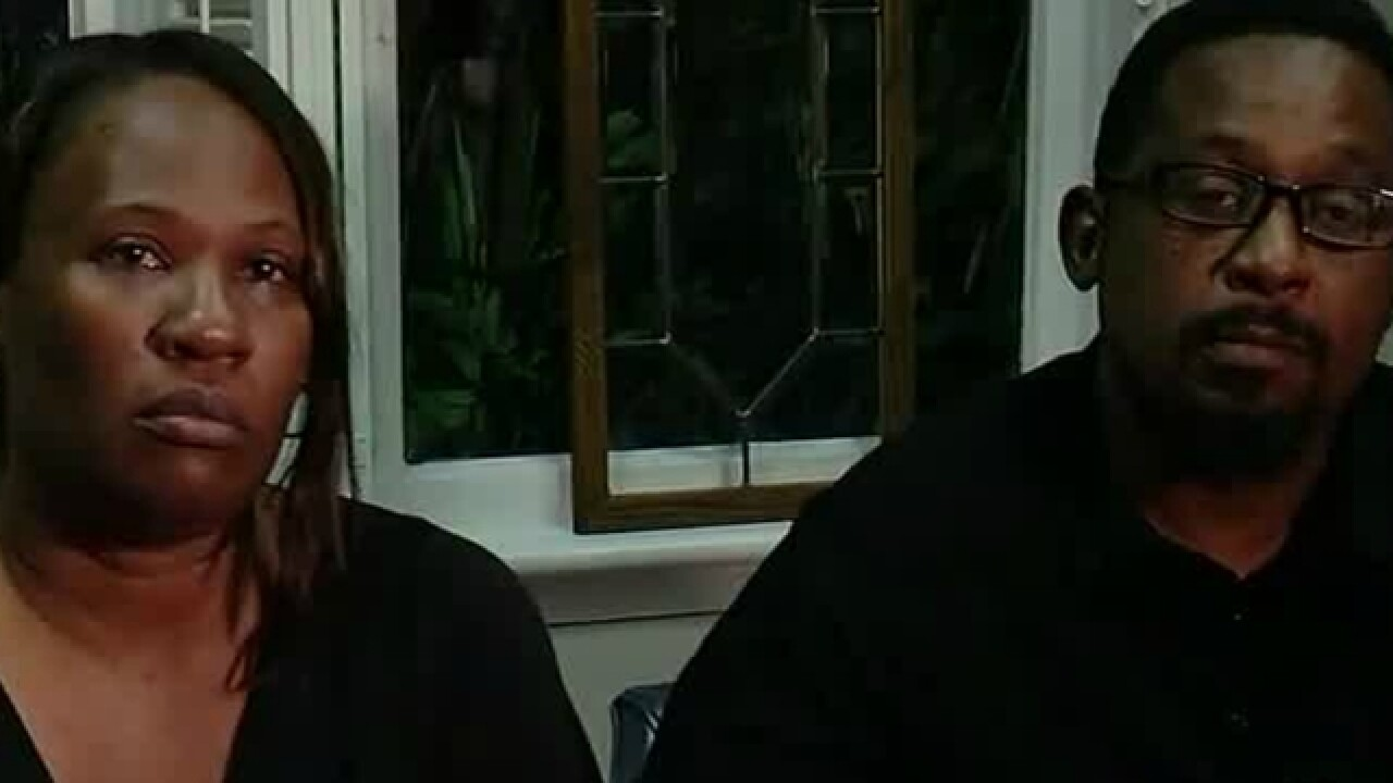 Parents of accused Seminole Heights killer speak