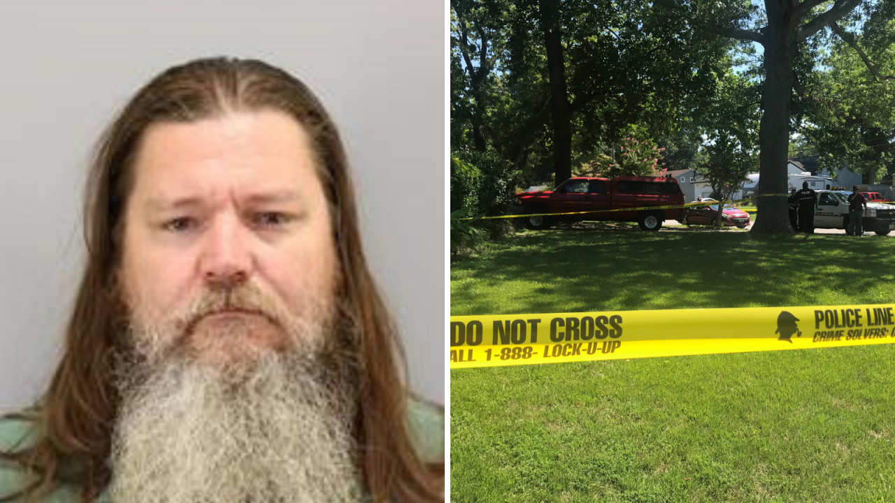 Suspect arrested in Virginia Beach double homicide identified as couple'sson