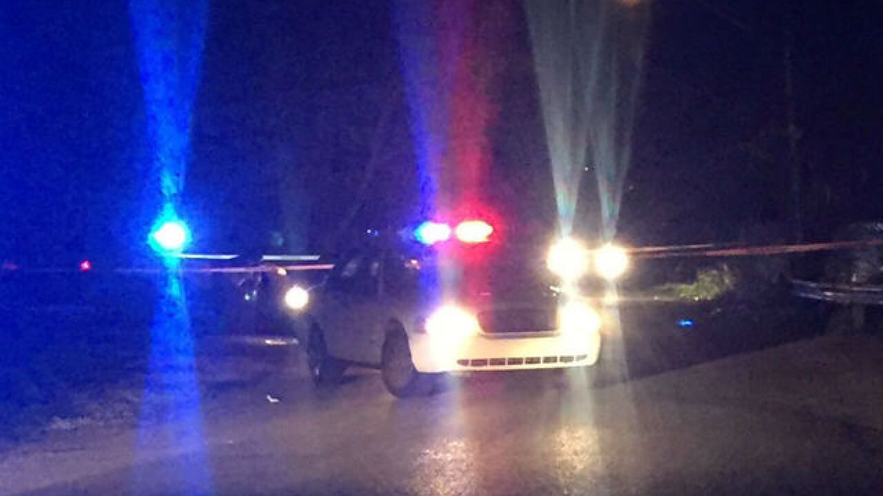 PHOTOS: Man found shot in car on NE side