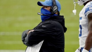 Matt Patricia Lions Cardinals Football