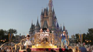 Cinderella Castle at the Magic Kingdom at Walt Disney World