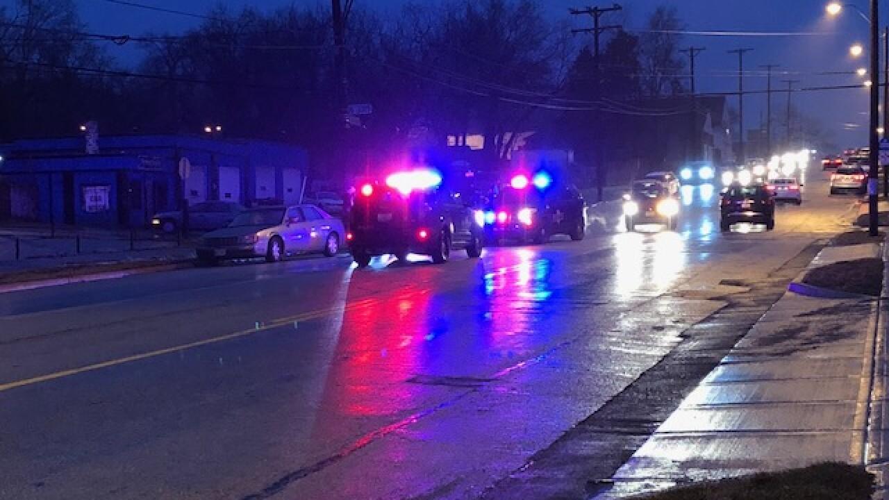 Triple shooting shooting in Kansas City, Missouri