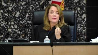 Palm Beach County Chief Judge Krista Marx