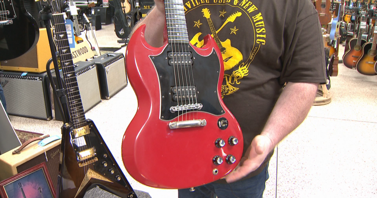 Gibson to move headquarters to downtown Nashville