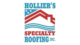 Hollier's Specialty Roofing Inc. Logo