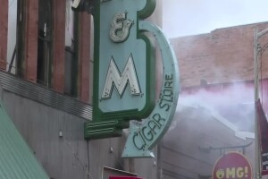 Fire destroys iconic Butte bar and grill