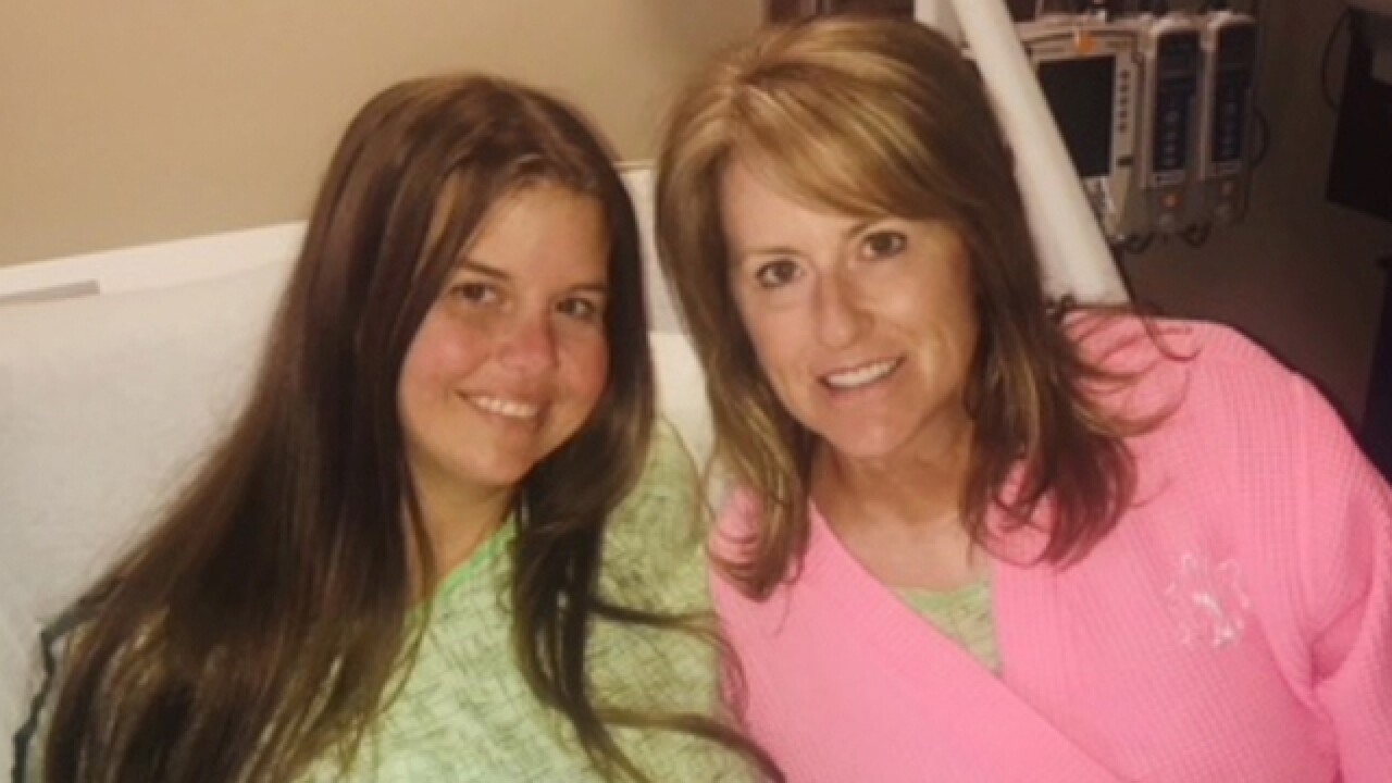 Local Mother Donates Kidney To Daughter's Best Friend