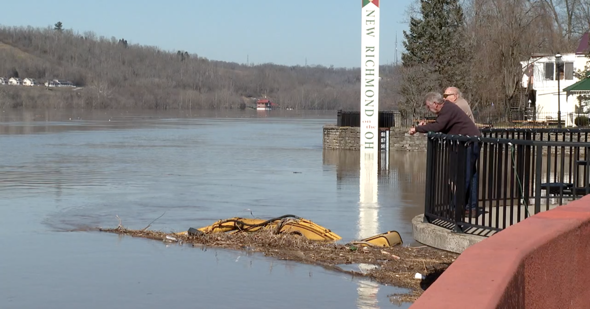 Moderate flooding has New Richmond ready but 'nothing to get excited about' yet