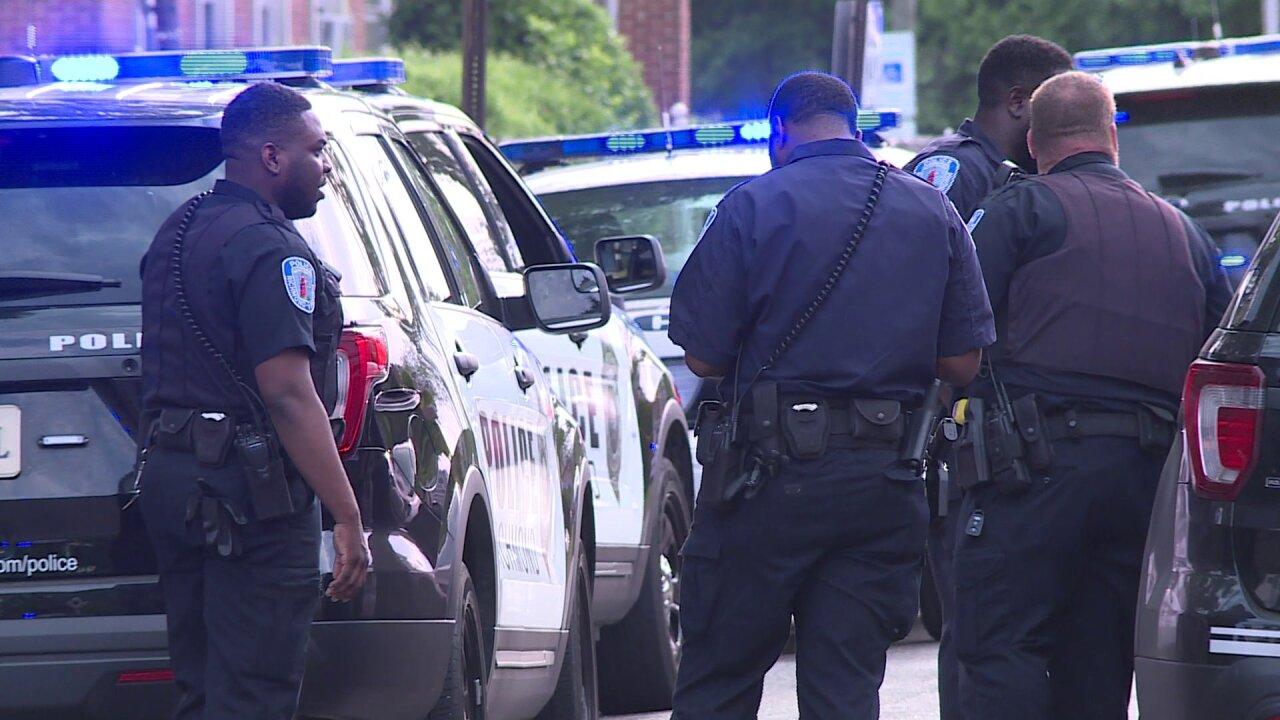 Neighbors react to 'devastating' shooting in Richmond schoolbuilding