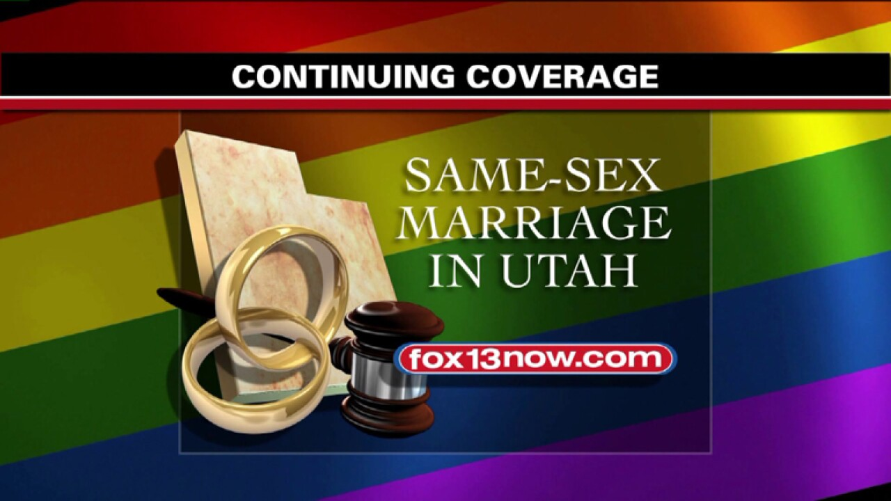 Utah may get involved in SCOTUS same-sex marriage cases