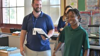 Buffalo teacher wins prestigious Milken Award