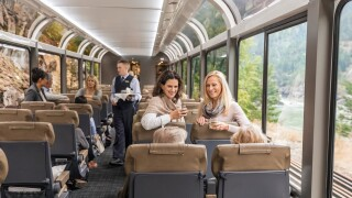 New luxury train adventure will bring passengers between Denver and Moab