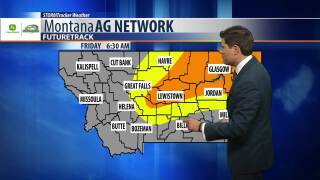 Montana Ag Network Weather: June 27th