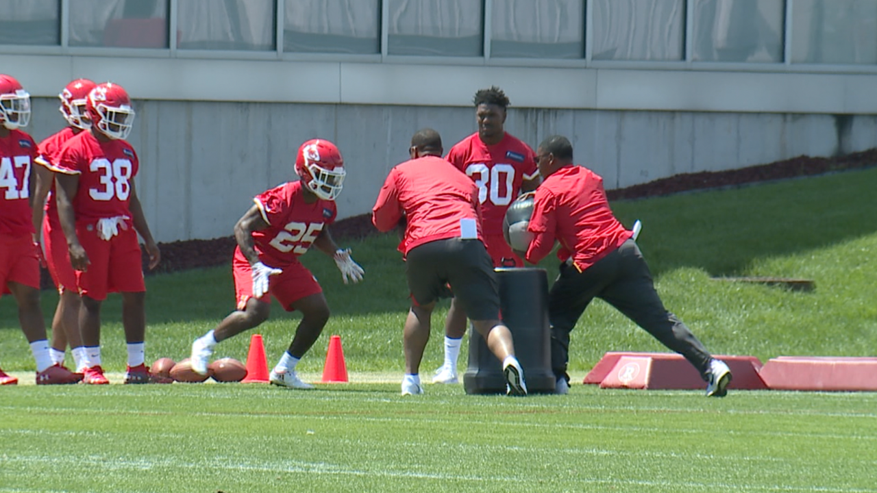 uk availability 0cfee 11e15 Chiefs' rookies relish first taste of NFL