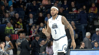 Second straight for Stith: ODU's B.J. Stith honored by Conference USA in consecutiveweeks