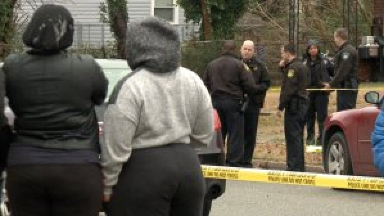 Death ruled as homicide after Newport News man found in crawl space of emptyhouse