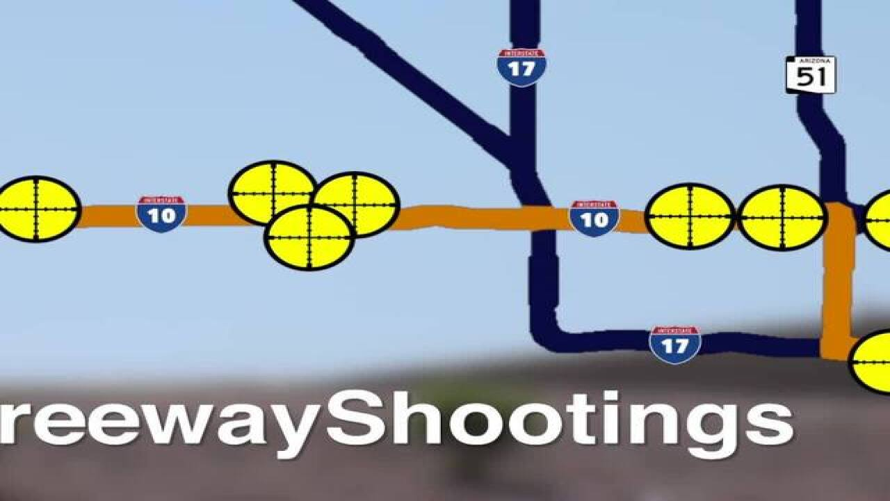 INTERACTIVE: Freeway shootings timeline
