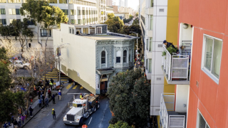 139-year-old San Francisco home
