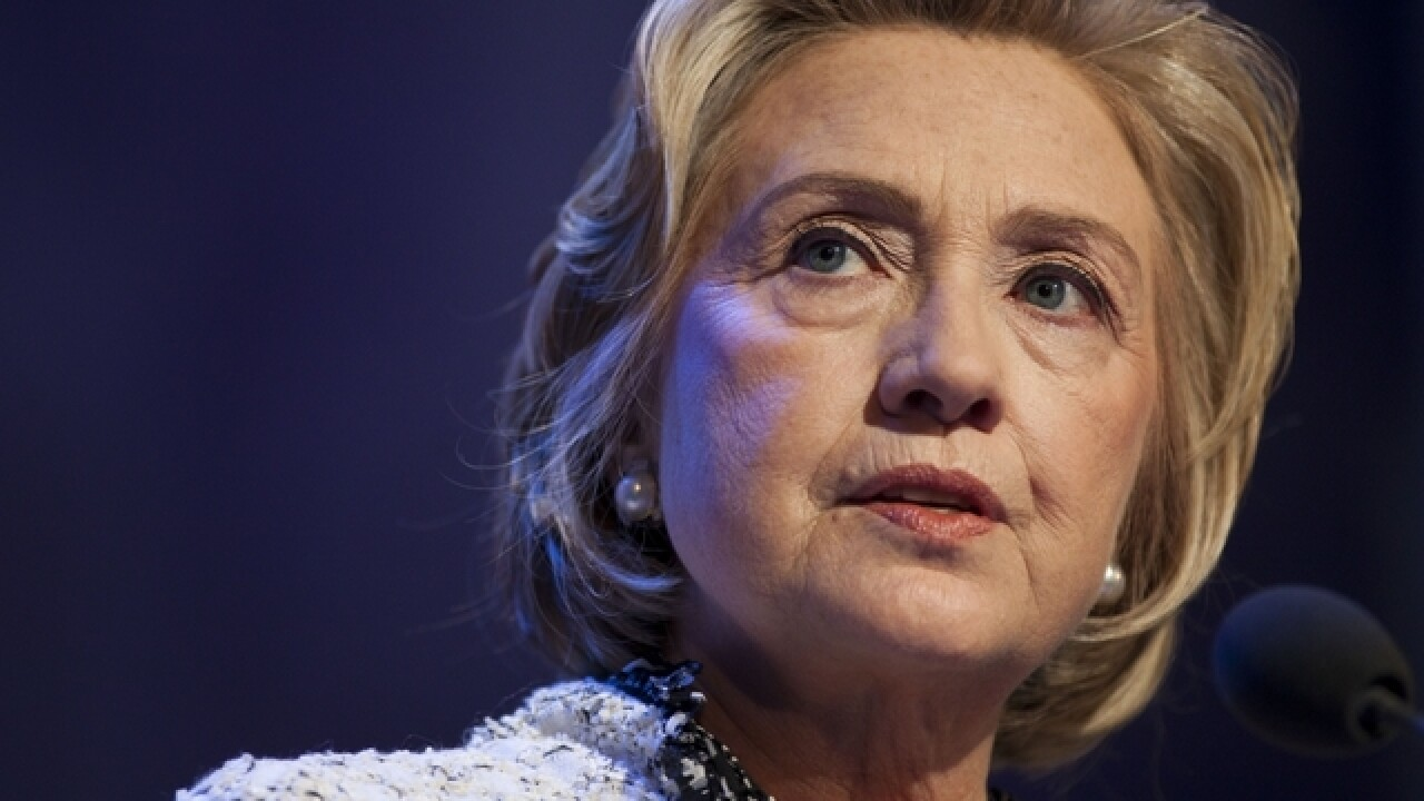 FBI unveils Clinton email findings