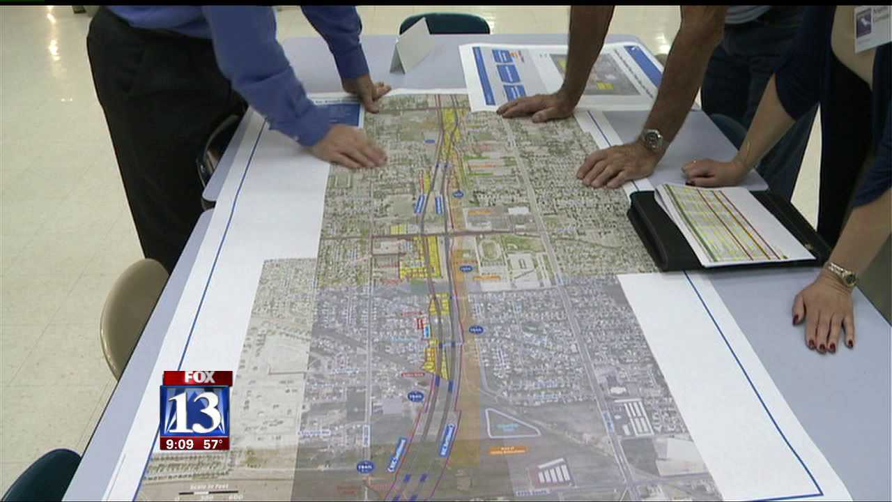 UDOT to start acquiring homes along freeway project
