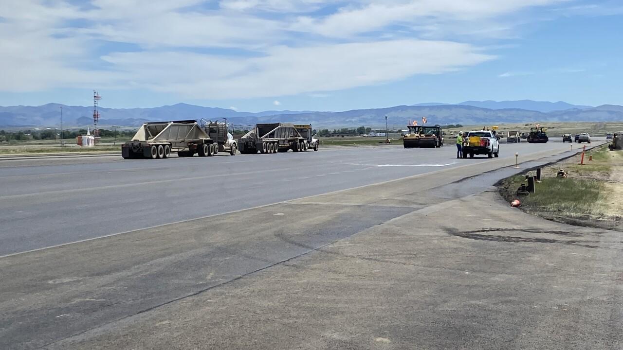 Helena Airport Runway Project