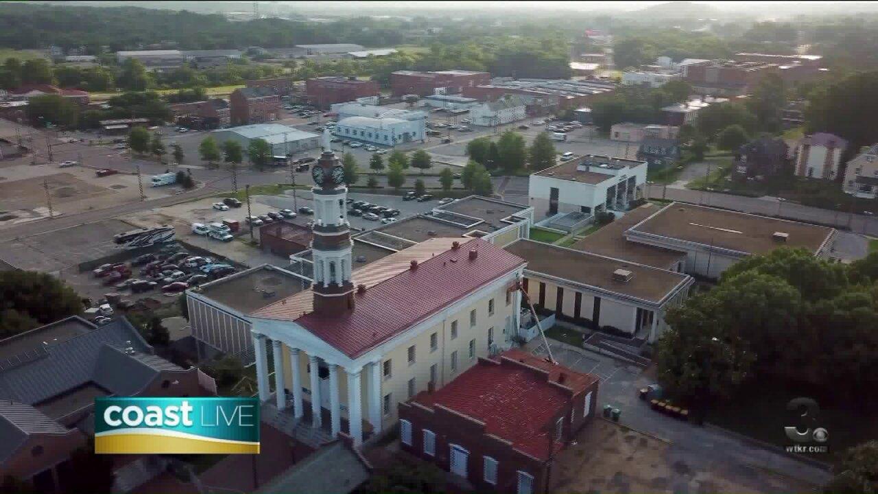 Historical landmarks and film locations in Petersburg on CoastLive