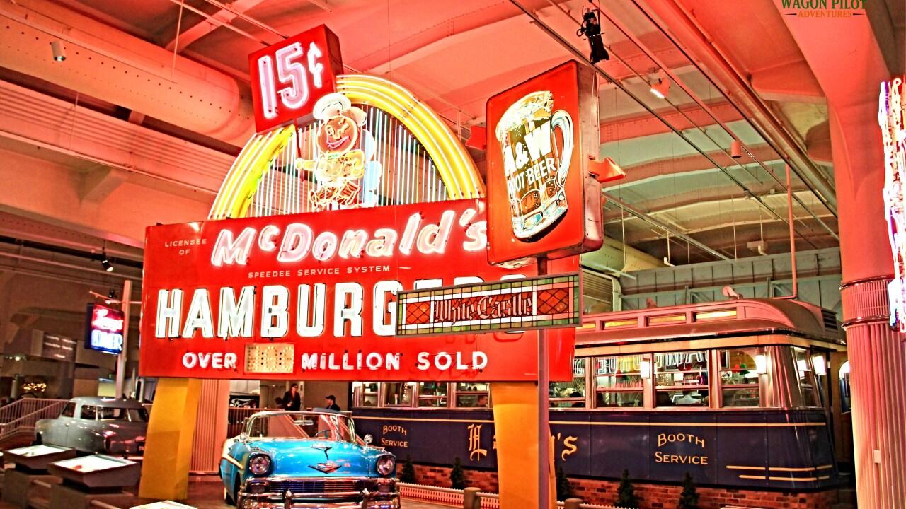THF McDonalds