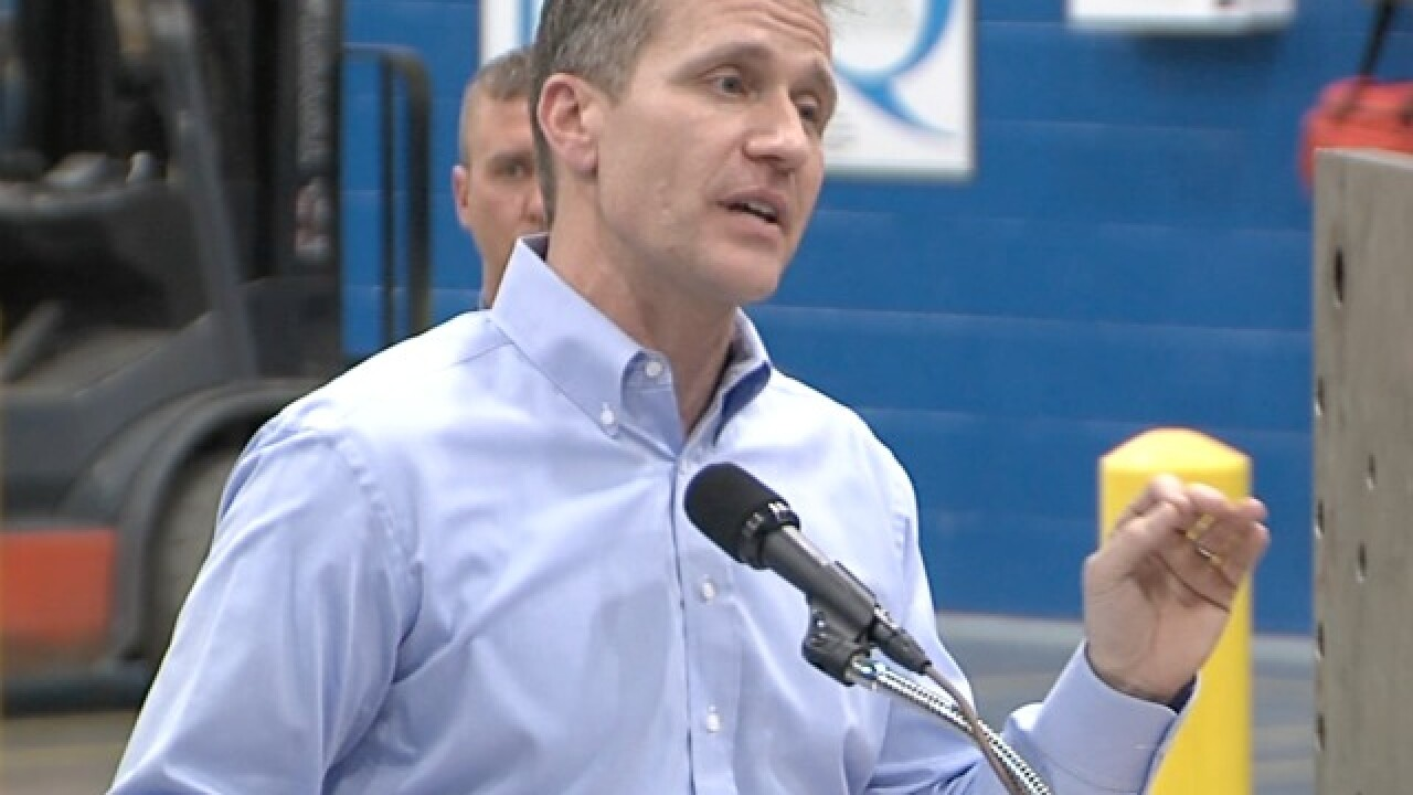 2nd Greitens investigation report to be released