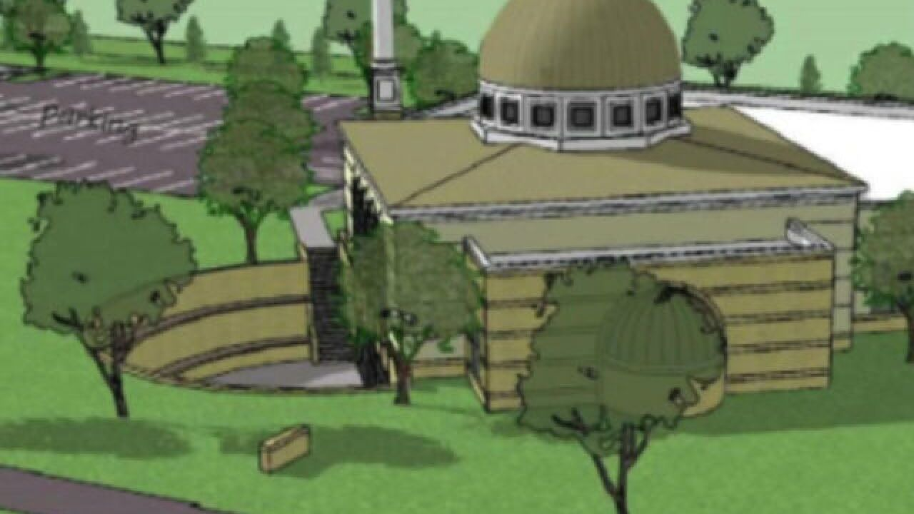 Proposed mosque causing controversy in Carmel
