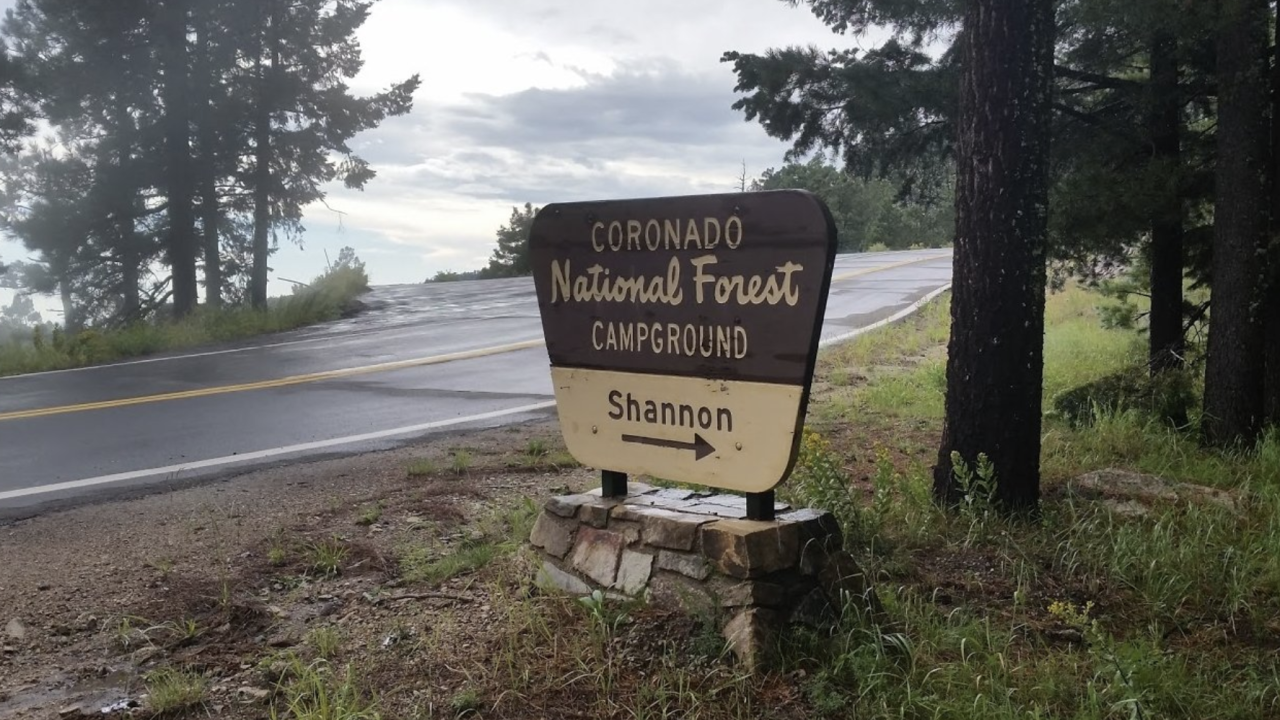 Shannon campground