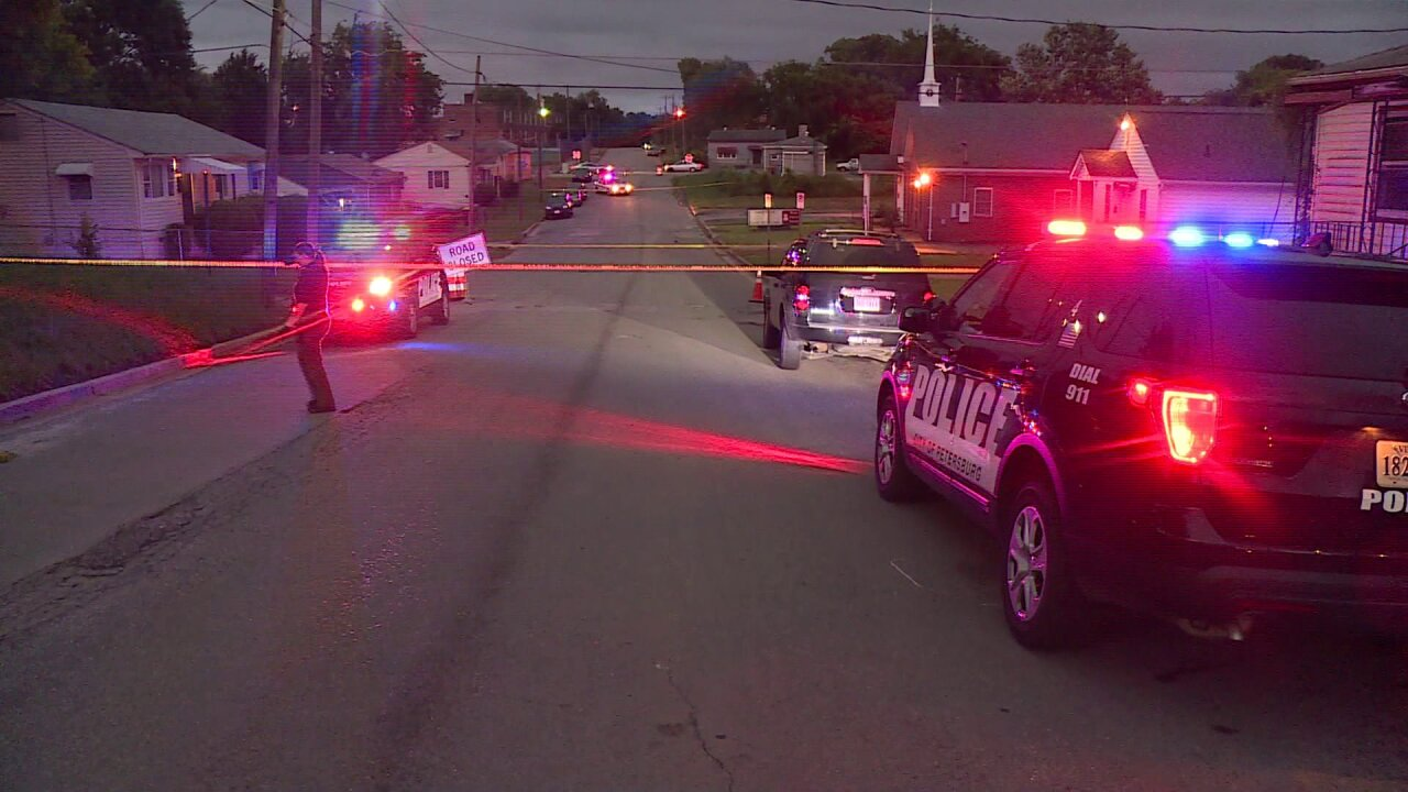 1 wounded in Petersburg drive-by shooting, Crime Insidersays