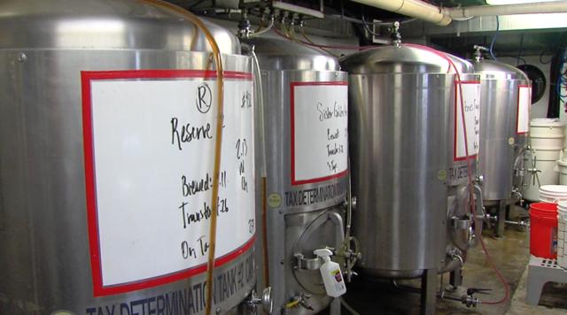 Photo gallery: Inside the new Jolly Pumpkin, Bastone Brewery in Royal Oak