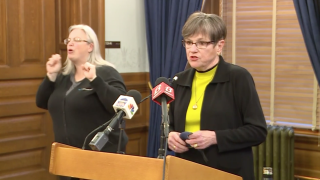 laura kelly jan 21 press conference
