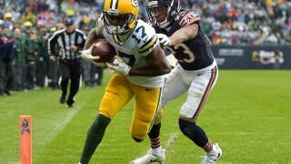 Here's how the Packers can clinch a playoff spot this Sunday against the Bears