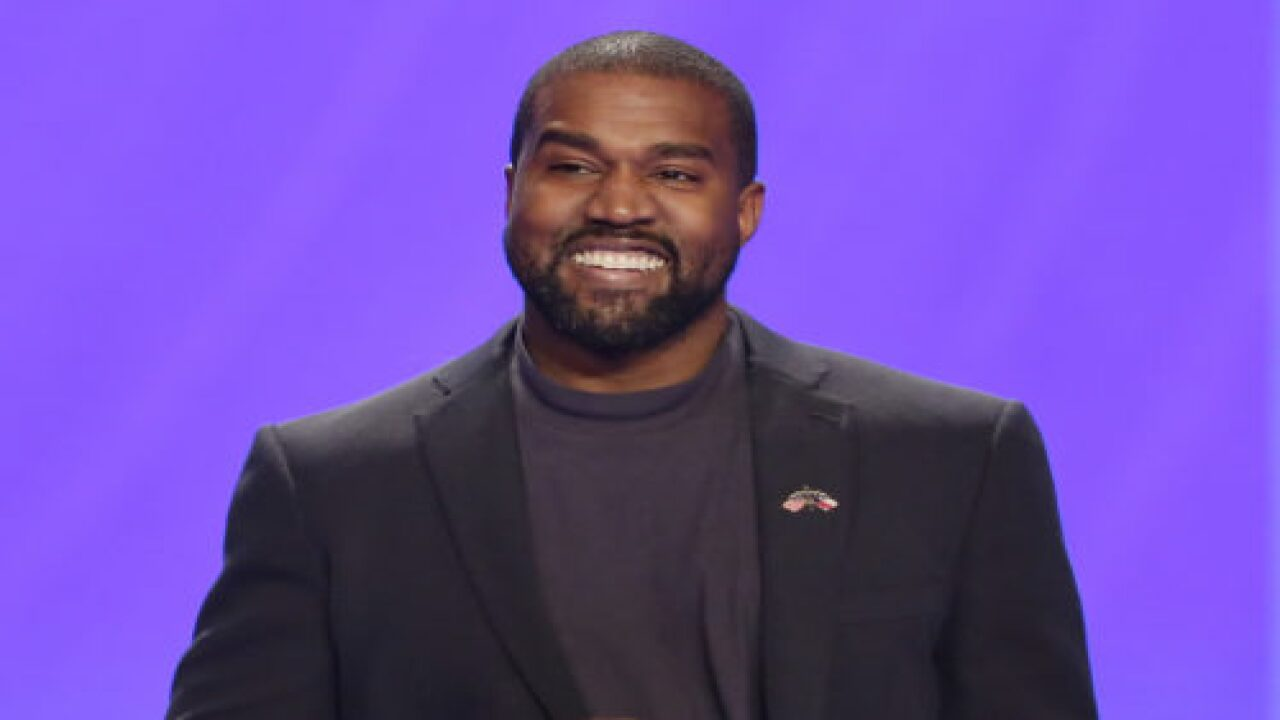 Kanye West Set Up A College Fund For George Floyd's 6-year-old Daughter