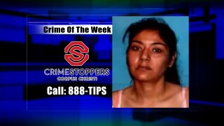 Crime Of The Week: Julia Liscano