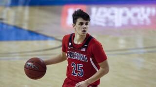 Arizona UCLA Basketball