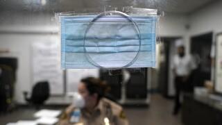 Masks at office