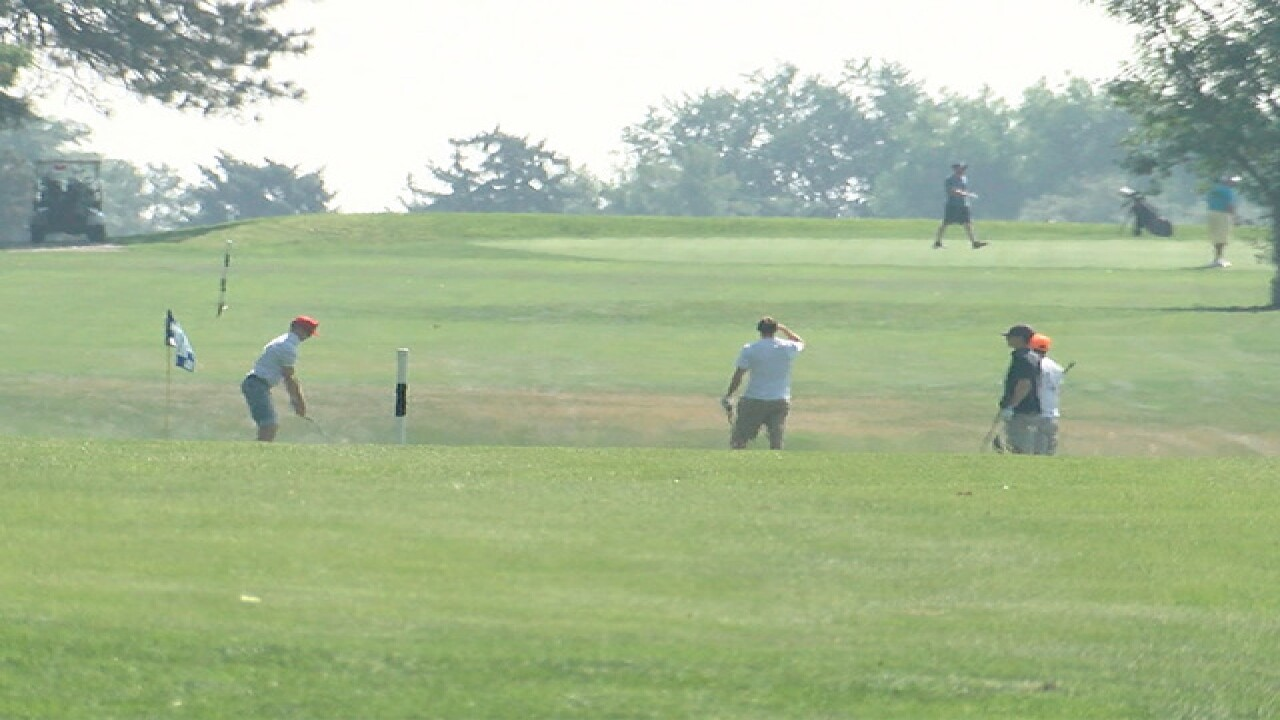 Golf course to close for flood prevention work