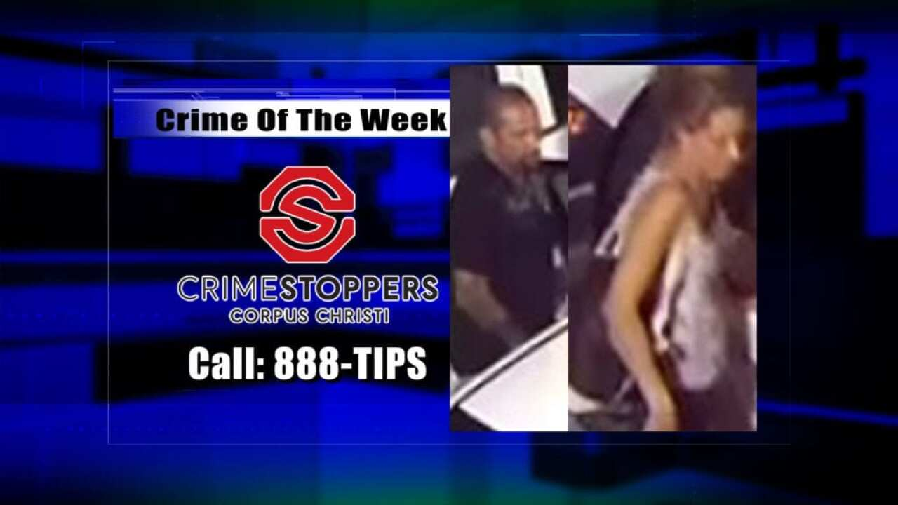 Crime of the Week: October 10th
