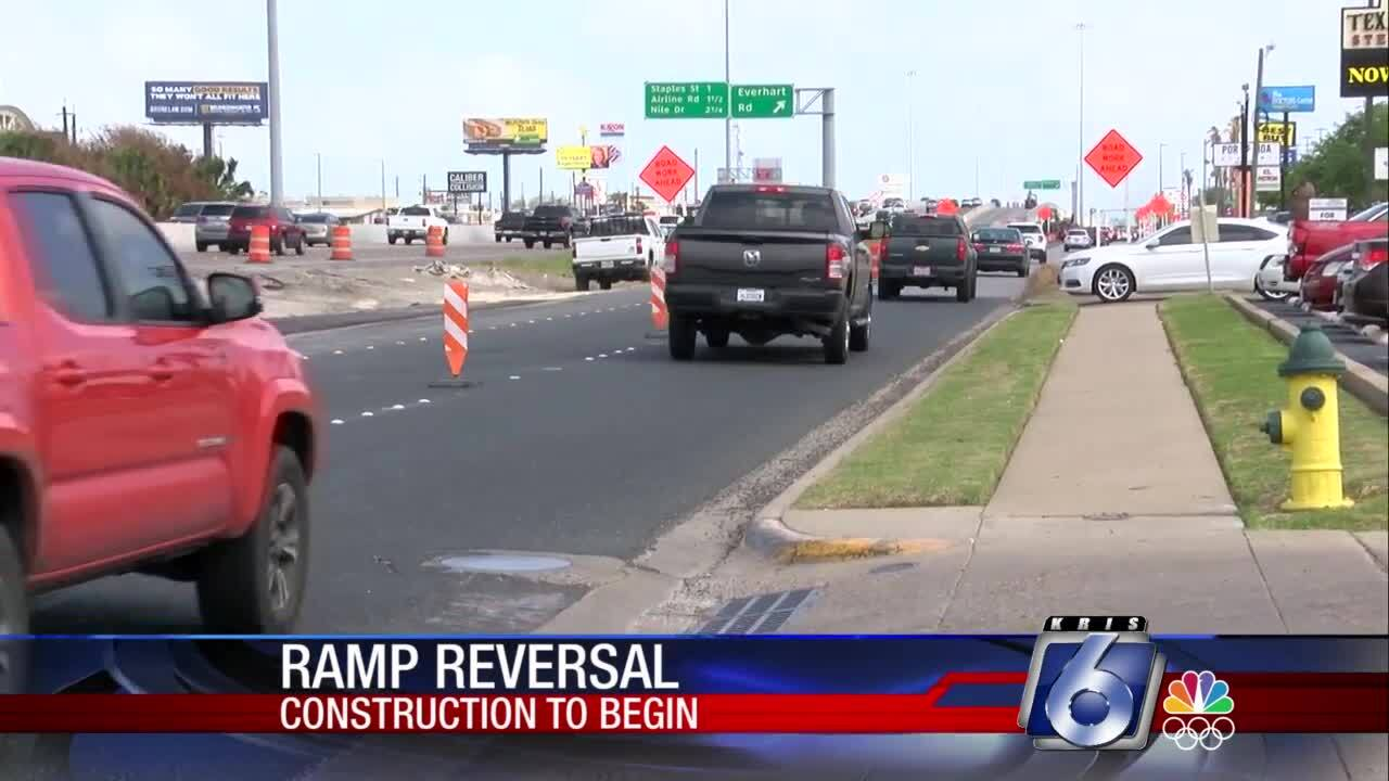 Westbound ramp reversal expected to snarl SPID traffic at Weber, Everhart