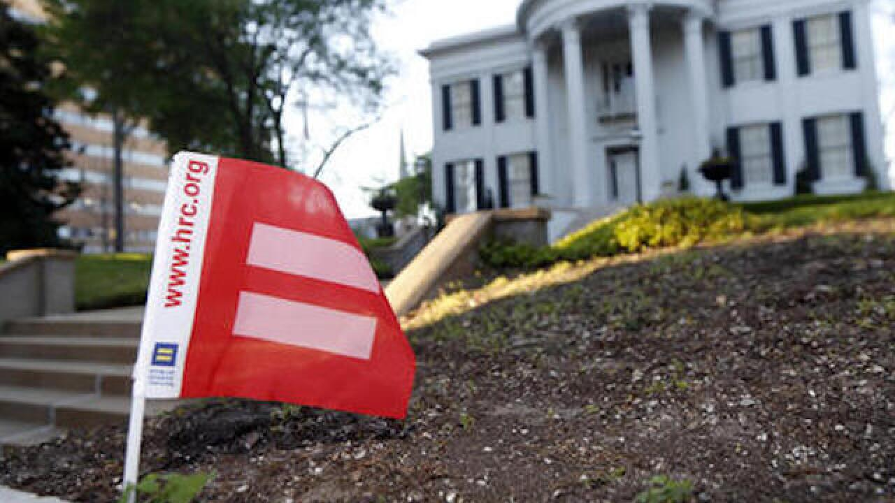 Gay couples could be denied service with new law