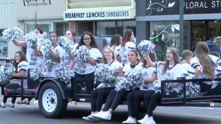 Great Falls High School Homecoming Week Parade