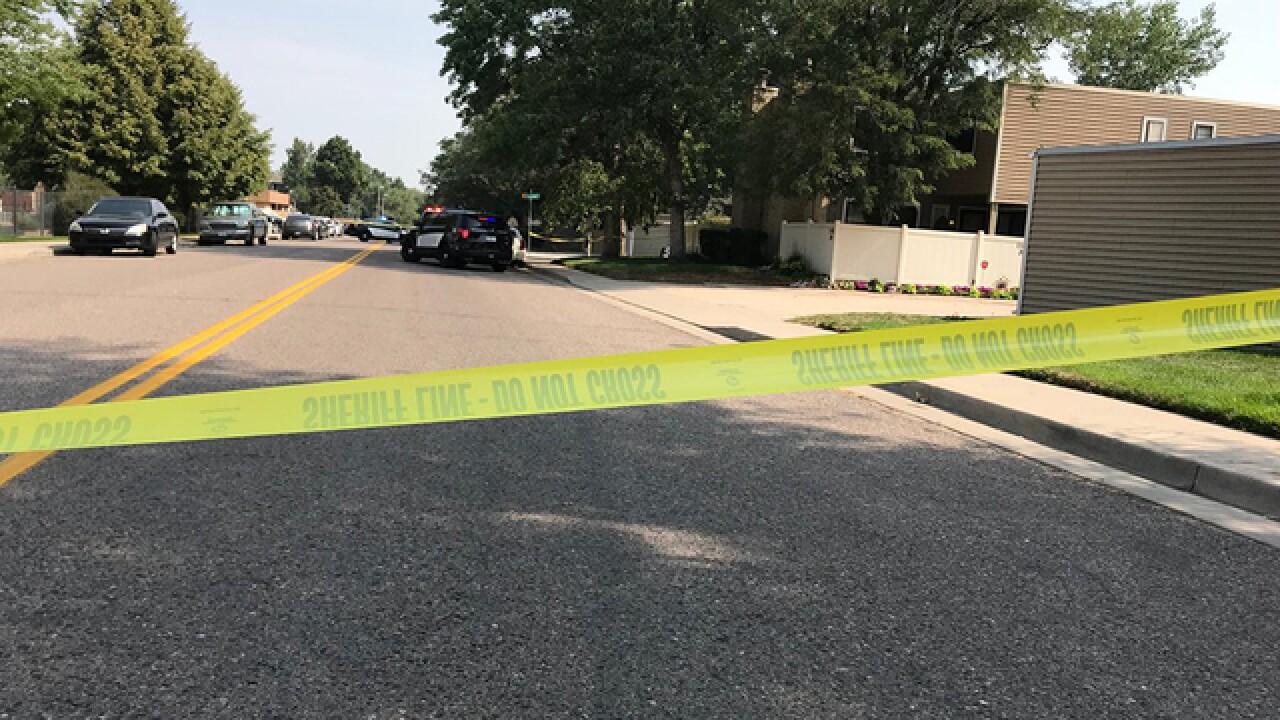 Man dead, woman injured in Arapahoe Co. shooting