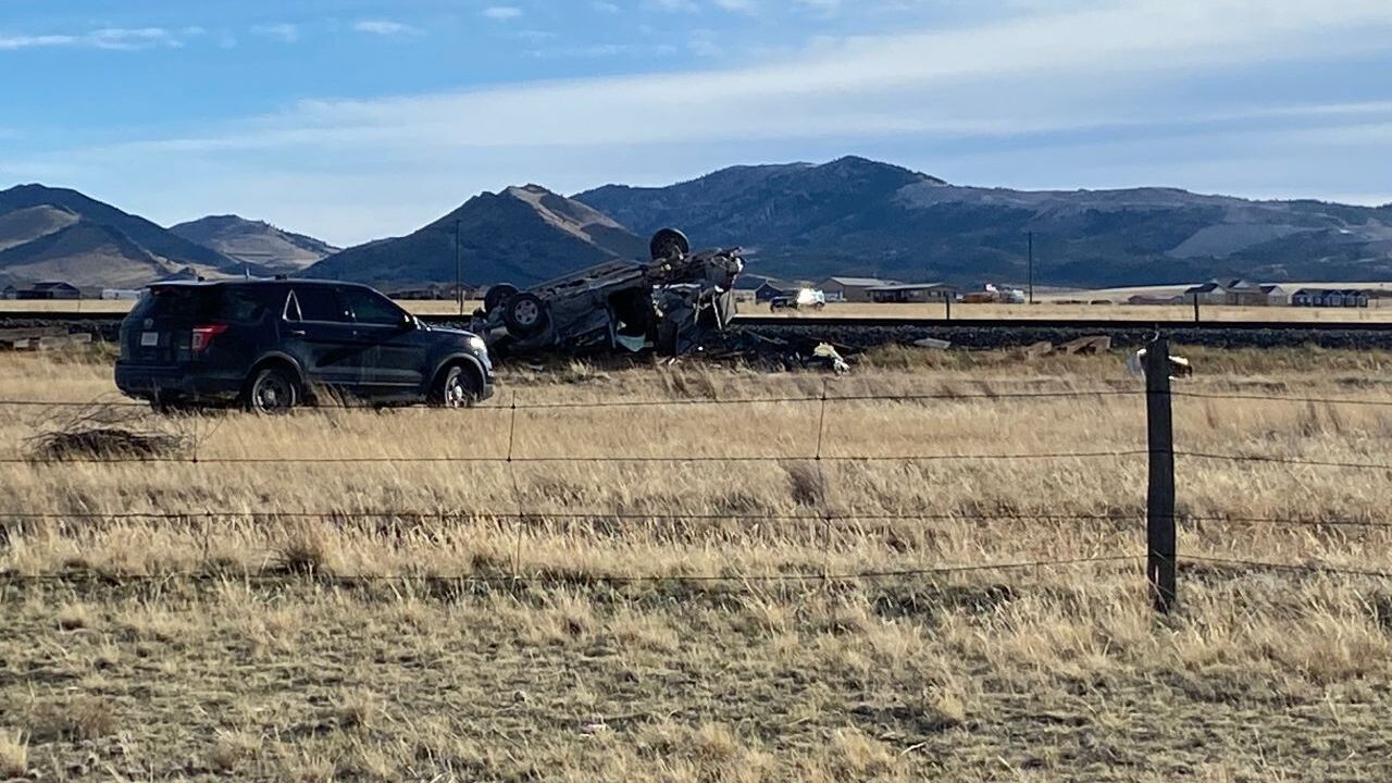 train collided with a vehicle near Townsend