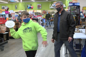 Upstanding Helena youth takes aim at 'Pie in the Face' fundraiser for Helena Food Share