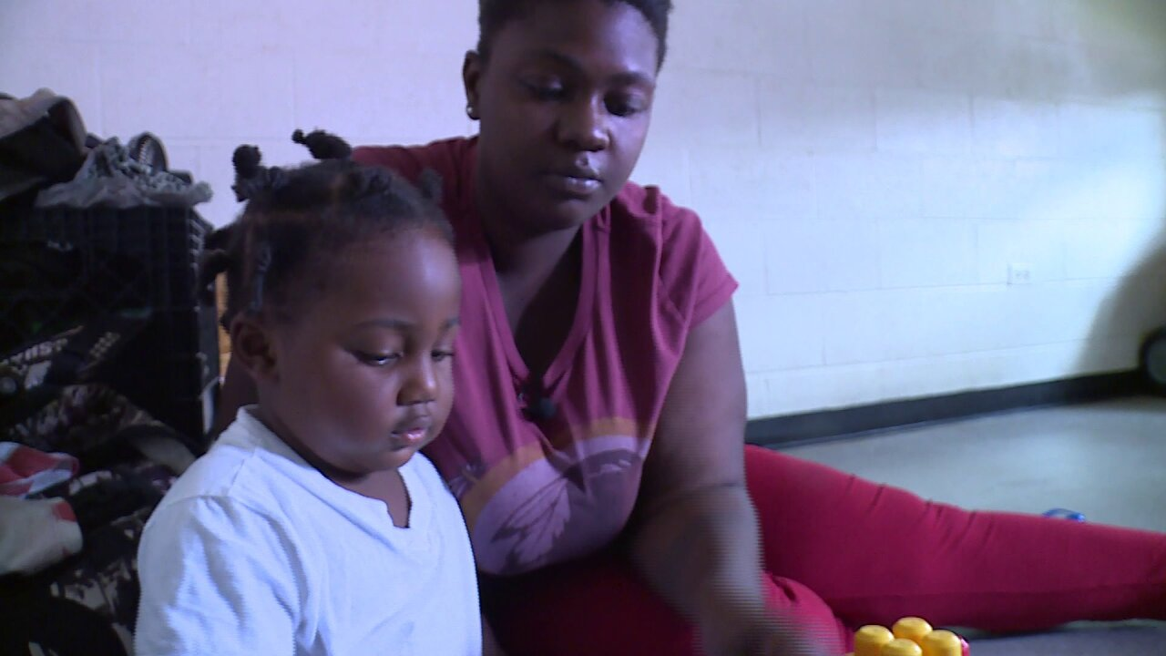 'We have nowhere to go:' Homeless mother has to wait 3 years for RRHA housing